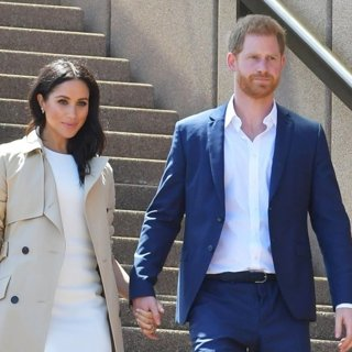 Duke and Duchess of Sussex at The Sydney Opera House