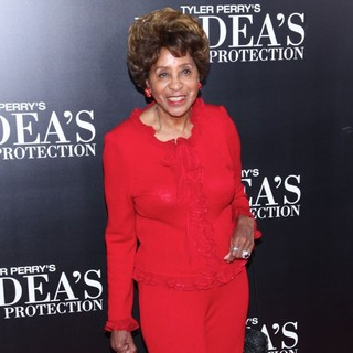 Marla Gibbs in Tyler Perry's Madea's Witness Protection New York Premiere