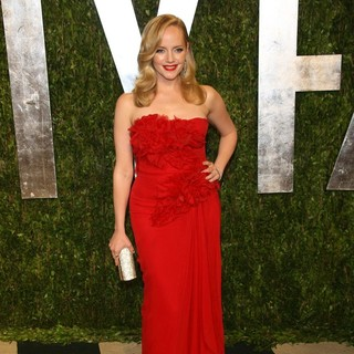Marley Shelton in 2013 Vanity Fair Oscar Party - Arrivals - marley-shelton-2013-vanity-fair-oscar-party-01