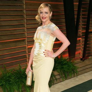 Marley Shelton in 2014 Vanity Fair Oscar Party