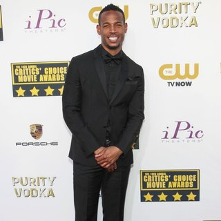 Marlon Wayans in The 19th Annual Critics' Choice Awards