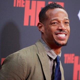 Marlon Wayans in New York Premiere of The Heat - Red Carpet Arrivals