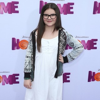 Marlowe Peyton in Los Angeles Premiere of Home Presented by 20th Century Fox and DreamWorks Animation