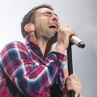 Adam Levine - Maroon 5 Rock in Rio Lisboa at Parque da Bela Vista - Day 3