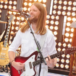 James Valentine, Maroon 5 in Maroon 5 Perform Live as Part of The Today' Show's Concert Series