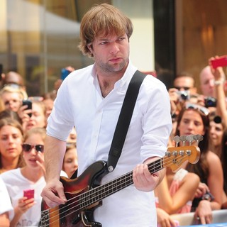 Michael Madden, Maroon 5 in Maroon 5 Perform Live as Part of The Today' Show's Concert Series