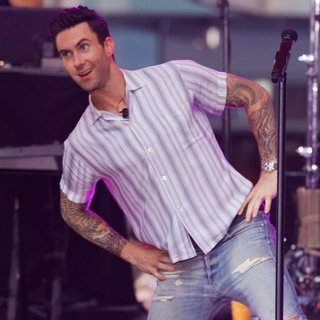 Maroon 5 - Maroon 5 at The Today Show Toyota Concert Series