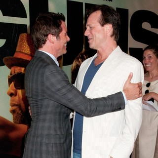 James Marsden, Bill Paxton in World Premiere of 2 Guns - Arrivals