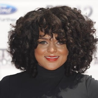 Marsha Ambrosius in The BET Awards 2012 - Arrivals