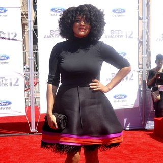 Marsha Ambrosius in The BET Awards 2012 - Arrivals - marsha-ambrosius-bet-awards-2012-02