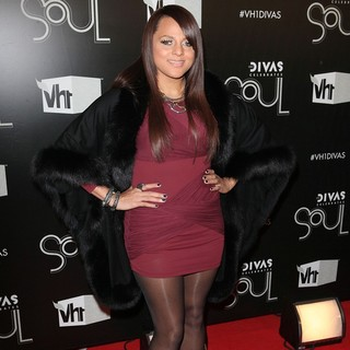 Marsha Ambrosius in The VH1 Divas Celebrates Soul - Arrivals
