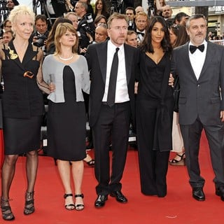 Tim Roth in Rust and Bone Premiere - During The 65th Annual Cannes Film Festival - marshall-pras-roth-bekhti-monteagudo-65th-cannes-film-festival-01