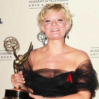 2012 Creative Arts Emmy Awards - Press Room
