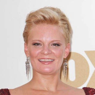 Martha Plimpton in The 63rd Primetime Emmy Awards - Arrivals