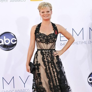 Martha Plimpton in 64th Annual Primetime Emmy Awards - Arrivals