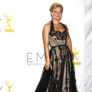 Martha Plimpton in 64th Annual Primetime Emmy Awards - Press Room