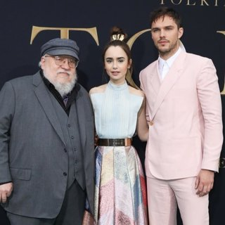 Los Angeles Premiere of Fox Searchlight Pictures' Tolkien - Arrivals