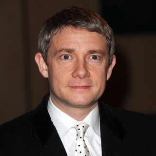 Martin Freeman in The 2010 Sky 3D Women in Film and Television Awards