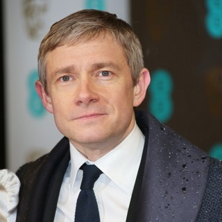 Martin Freeman in The 2013 EE British Academy Film Awards - Arrivals