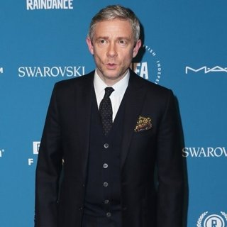 Martin Freeman in The 21st British Independent Film Awards