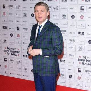 Martin Freeman in The British Independent Film Awards 2010 - Arrivals