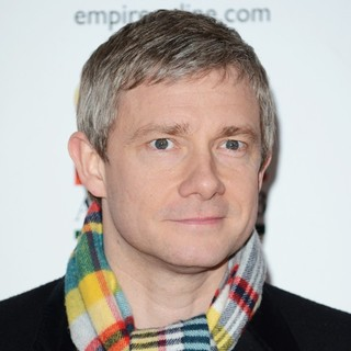 Martin Freeman in Jameson Empire Film Awards 2013 - Arrivals - martin-freeman-jameson-empire-film-awards-2013-02