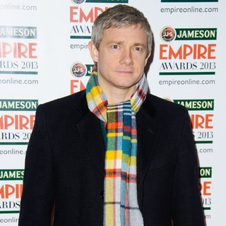 Martin Freeman in Jameson Empire Film Awards 2013 - Arrivals - martin-freeman-jameson-empire-film-awards-2013-03