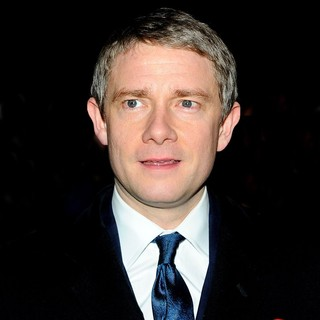 Martin Freeman in The London Evening Standard Theatre Awards