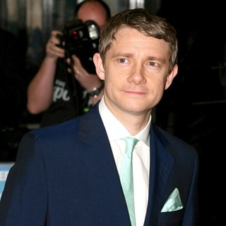 Martin Freeman in Special Screening of In the Loop - Arrivals