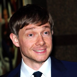 Martin Freeman in The UK film Premiere of How to Lose Friends and Alienate People