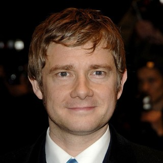 Martin Freeman in Sleuth UK Premiere - Arrivals