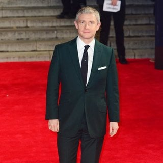 Martin Freeman in The World Premiere of Spectre - Arrivals