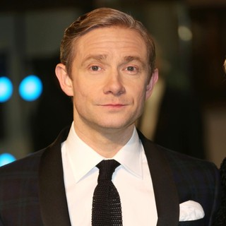 Martin Freeman in The Hobbit: An Unexpected Journey - UK Premiere - Arrivals