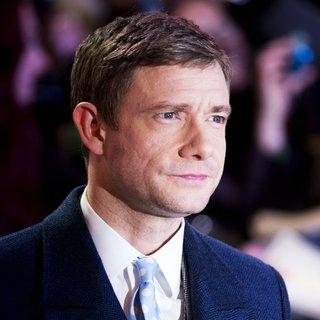 Martin Freeman in The Hobbit: The Battle of the Five Armies World Premiere - Arrivals