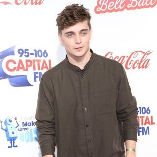Martin Garrix-Capital FM's Jingle Bell Ball 2016