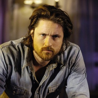 Martin Henderson in The Photocall for The Play Fool for Love