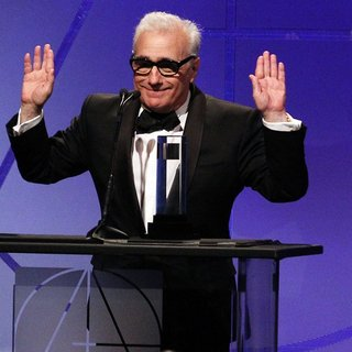 Martin Scorsese in 18th Annual Art Directors Guild Excellence in Production Design Awards - Show