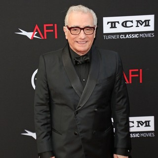 Martin Scorsese in 41st AFI Life Achievement Award Honoring Mel Brooks - Red Carpet