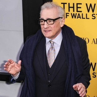 Martin Scorsese in US Premiere of The Wolf of Wall Street - Red Carpet Arrivals