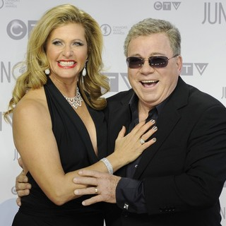 William Shatner in 2012 JUNO Awards - Arrivals - martin-shatner-2012-juno-awards-01