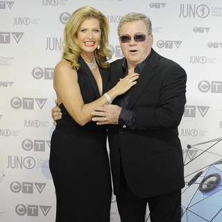 William Shatner in 2012 JUNO Awards - Arrivals - martin-shatner-2012-juno-awards-02