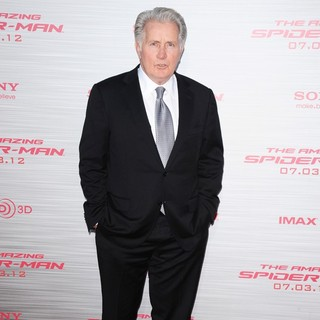 Martin Sheen in Los Angeles Premiere of The Amazing Spider-Man - Arrivals