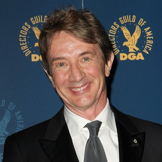 Martin Short in 65th Annual Directors Guild of America Awards - Press Room