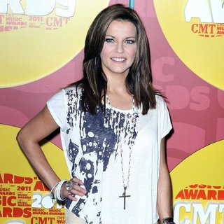 Martina McBride in 2011 CMT Music Awards