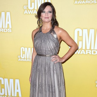 Martina McBride in 46th Annual CMA Awards