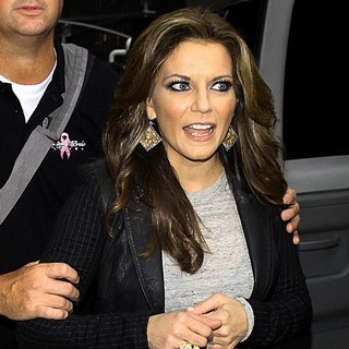 Martina McBride Arrives at Late Show with David Letterman - martina-mcbride-late-show-with-david-letterman-01