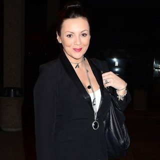 Martine McCutcheon at The Brendan O'Connor Saturday Night Show