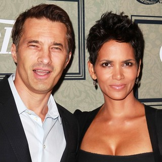 Olivier Martinez, Halle Berry in Variety's 4th Annual Power of Women Event Presented by Lifetime