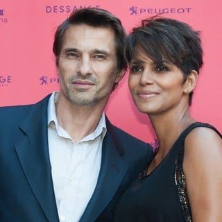 Olivier Martinez, Halle Berry in Champs-Elysees Film Festival 2013 - Toiles Enchantees - Premiere