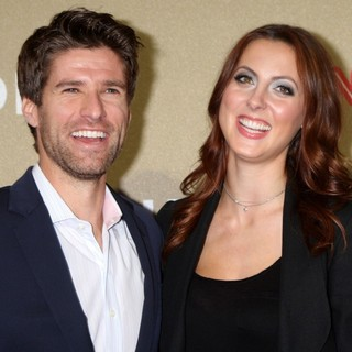 Kyle Martino, Eva Amurri in CNN Heroes: An All-Star Tribute - Arrivals